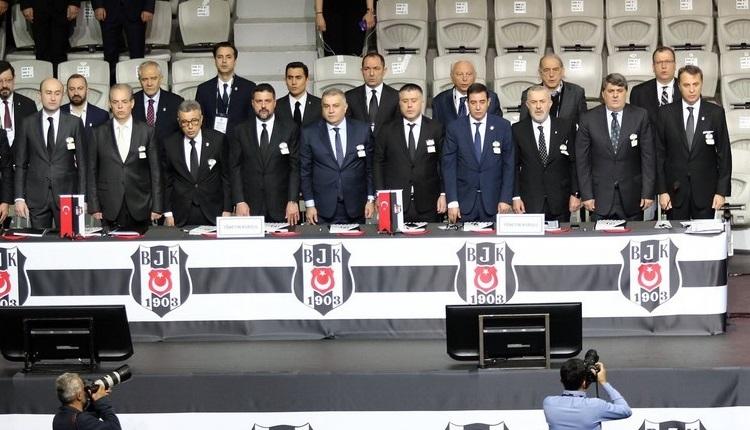 Beşiktaş'ta mali ve idari genel kurul yapıldı