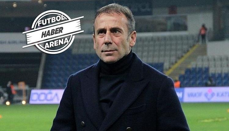 Beşiktaş'tan Abdullah Avcı hakkında ilk açıklama geldi