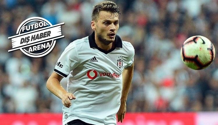 Beşiktaş'tan Adem Ljajic kararı! İtalyan gazeteci açıkladı