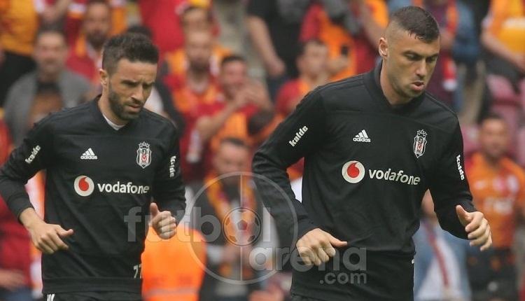 Burak Yılmaz'dan Çaykur Rizespor - Galatasaray maçı tepkisi