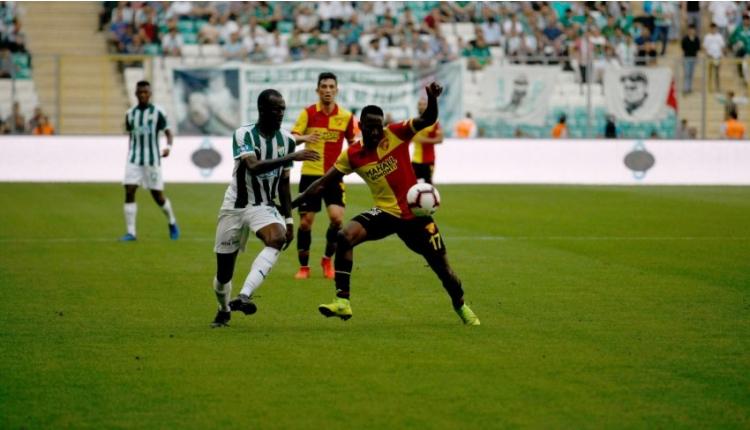 Bursaspor 0-0 Göztepe maç özeti (İZLE)