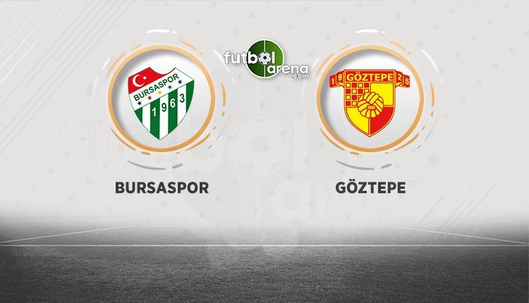 Bursaspor Göztepe canlı şifresiz İZLE (Bursaspor Göztepe beIN Sports canlı yayın)
