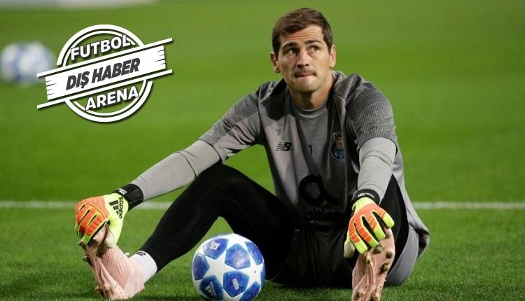 Casillas'ın sağlık durumuyla ilgili açıklama:
