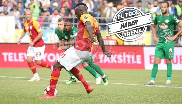 Diagne bu sezon kaç penaltı kaçırdı? Galatasaray'da ilki yaşadı