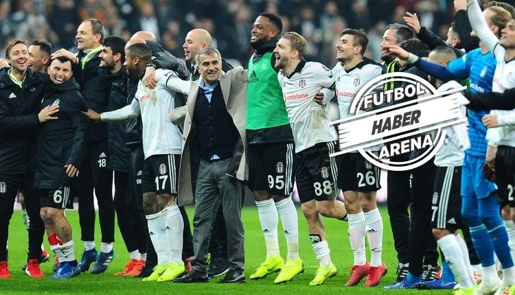 Avrupa'nın en değerli kulüpleri arasında Beşiktaş rakiplerini geçti