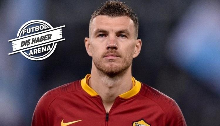 Edin Dzeko için transfer iddiası! Inter ile anlaştı mı?