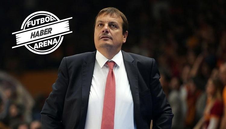 Ergin Ataman ve Fenerbahçe taraftarları arasında olay!