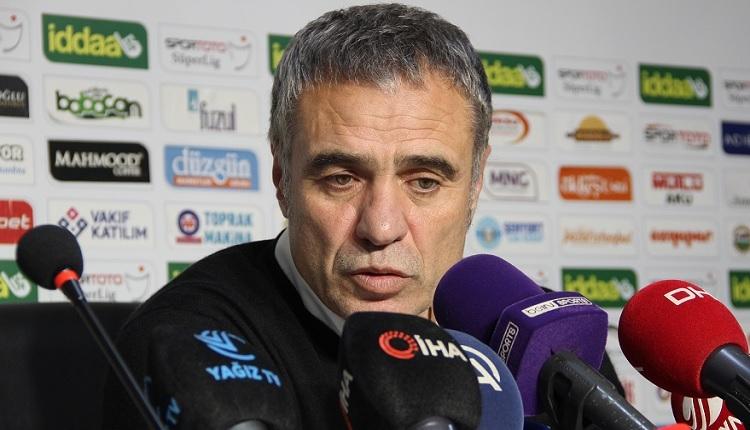 Ersun Yanal'a şampiyon Galatasaray sorusu: 'Bizimle alakalı değil'