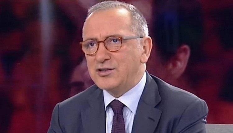 Fatih Altaylı'dan Mustafa Cengiz'e sert tepki! '4 tane baldırı çıplak görünce'