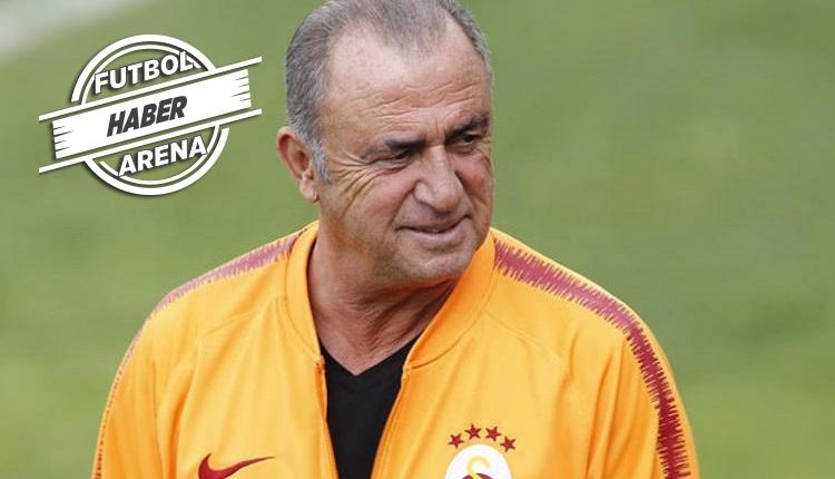 Fatih Terim'den Fenerbahçe'ye cevap: 'Gülüyoruz!'