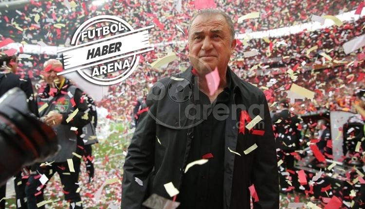 Fatih Terim'den Beşiktaş'ın tepkisine cevap: 'Taç bizim!'
