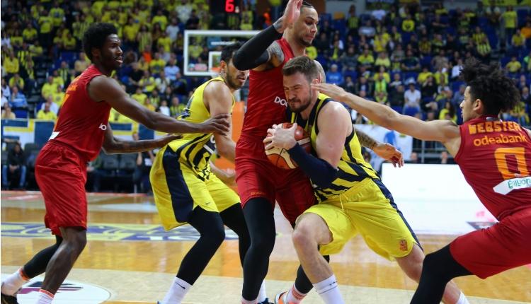 Fenerbahçe Beko 90-67 Galatasaray Doğa Sigorta özet (İZLE)