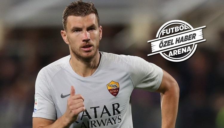 Fenerbahçe, Dzeko'yu transfer edecek mi?