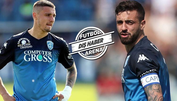 Fenerbahçe için transferde Caputo ve Krunic sürprizi
