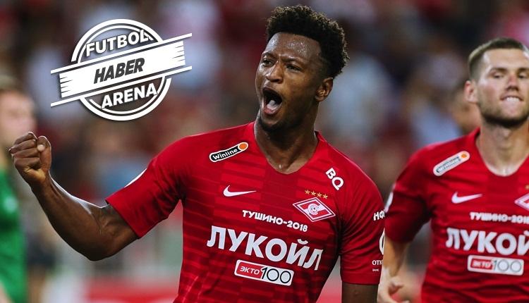 Spartak Moskova, Ze Luis için Fenerbahçe'den servet istedi