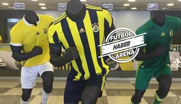 Fenerbahçe'de forma satışları durdu! Kaç adet satıldı?