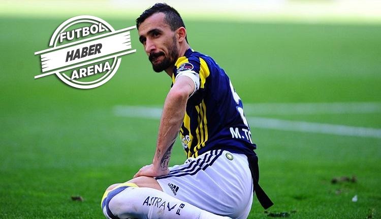 Fenerbahçe'de Mehmet Topal sezonu kapattı