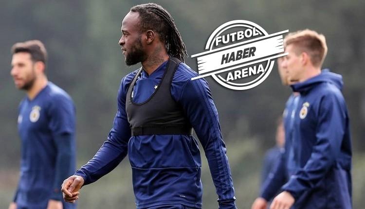 Fenerbahçe'de Moses gelişmesi! Kasımpaşa maçında oynayacak mı?