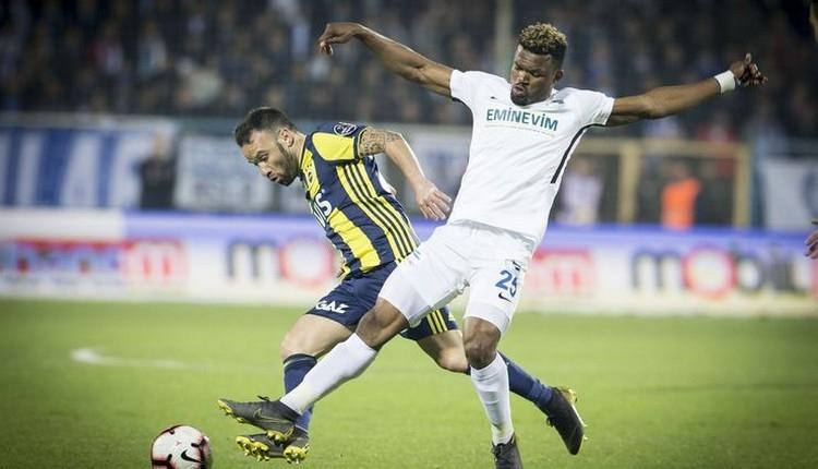 Fenerbahçe'de Valbuena'nın sakatlığı belli oldu