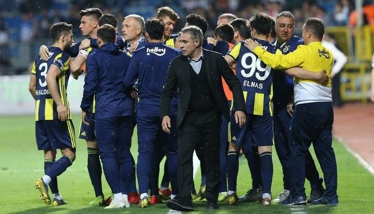 Fenerbahçe'den transferde takas formülü (Fenerbahçe Haberleri 10 Mayıs 2019)