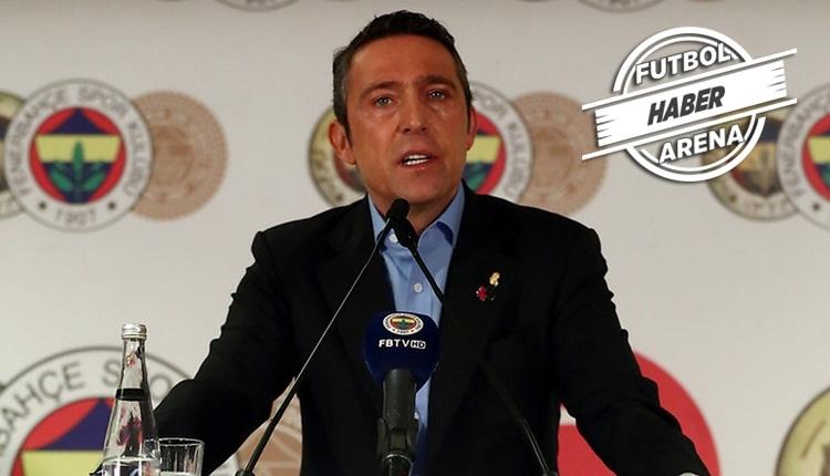 Fenerbahçe'den UEFA için 'men' açıklaması