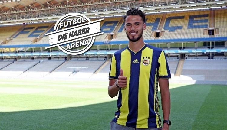 Fenerbahçeli Diego Reyes gelen teklifi kabul etmedi