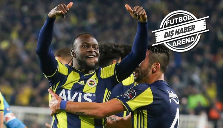 Fenerbahçeli Victor Moses'e İnter kancası