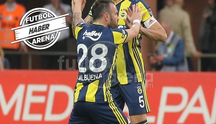 Fenerbahçe'nin çilingiri Valbuena yine iş başında