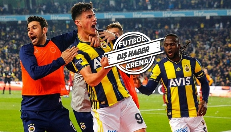 Fenerbahçe'nin Eljif Elmas için 15 milyon euroluk teklife yanıtı