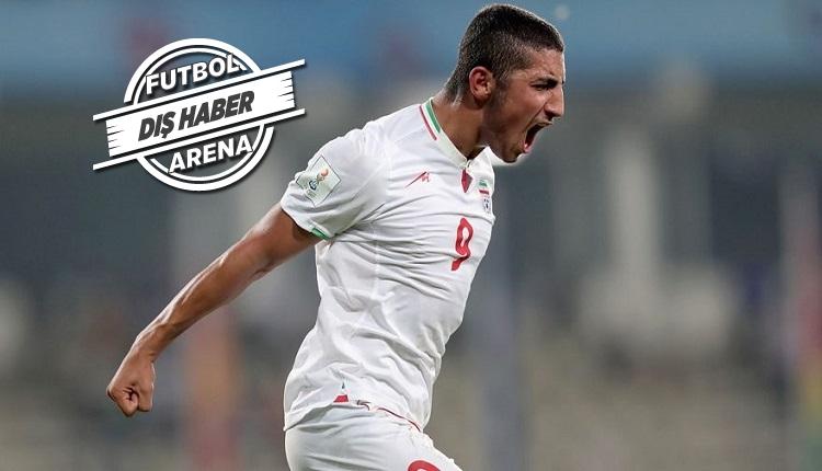 Fenerbahçe'nin yeni forveti Allahyar Sayyadmanesh kimdir?