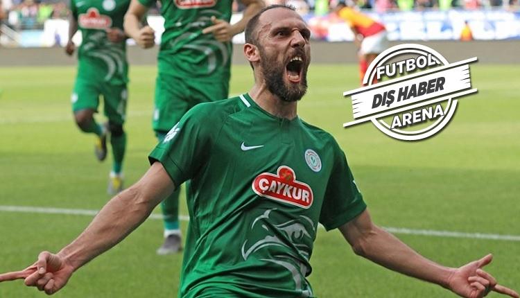 Fenerbahçe'ye Vedat Muriqi transferinde rakip çıktı
