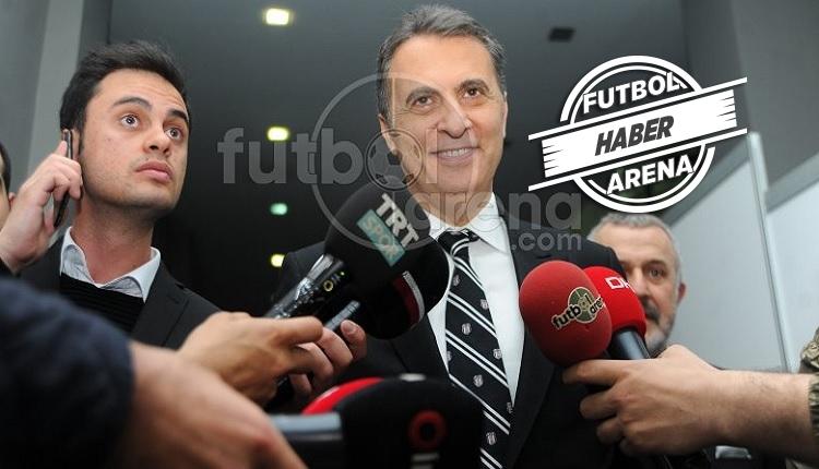Fikret Orman Beşiktaş'ta 5. kez başkanlığa seçildi