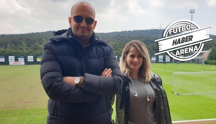 FutbolArena, Fenerbahçe antrenmanında! Frey'den kötü haber