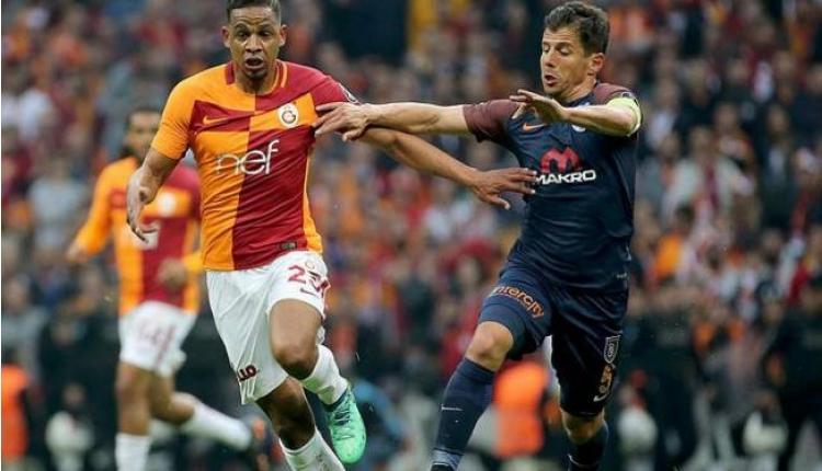 Galatasaray - Medipol Başakşehir maçı ilk 11'leri açıklandı