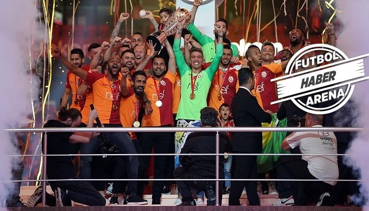 Galatasaray şampiyonluğu Almanya'da kutlayacak