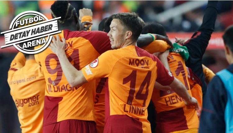 Galatasaray son 8 sezona damga vurdu