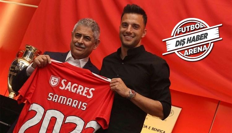 Galatasaray ve Fenerbahçe'ye Andreas Samaris'ten kötü haber