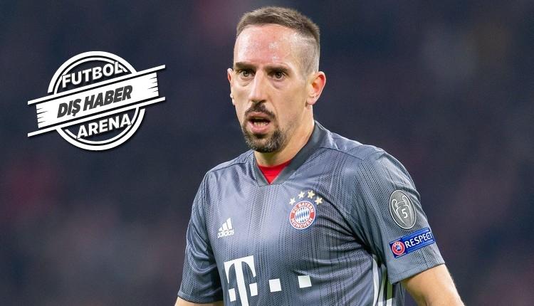 Galatasaray'a yazılan Ribery'den transfer itirafı!