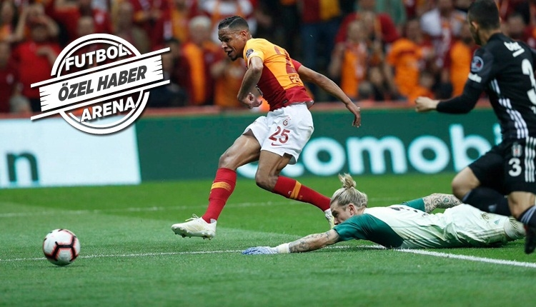 Galatasaray'da Fatih Terim'den Fernando sürprizi