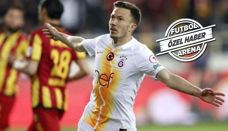 Galatasaray'da Fatih Terim'den Martin Linnes kararı