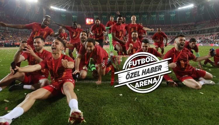 Galatasaray'da kupa primine zam! Büyük coşku sonrası değişti
