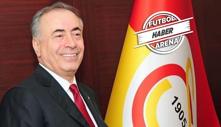 Galatasaray'da Mustafa Cengiz'den bir müjde daha