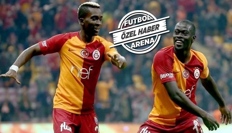 Galatasaray'da Ndiaye ve Onyekuru için transfer kararı