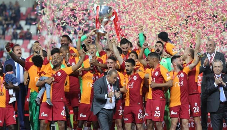 Galatasaray'dan Türkiye Kupası sonrası sürpriz karar ( 16 Mayıs 2019)