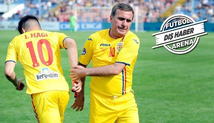 Galatasaray'ın gözdesi Ianis Hagi transfer oluyor! Babası açıkladı