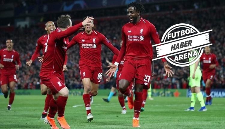 Galatasaray'ın kapısından dönen Origi, Liverpool'da kahraman oldu