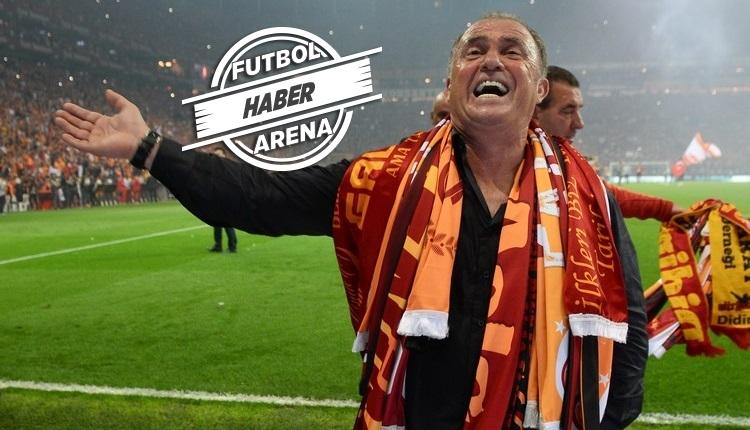 Galatasaray'ın şampiyonluk kutlamasında