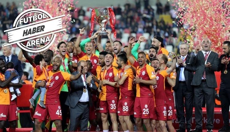 Galatasaray'ın takım uçağında