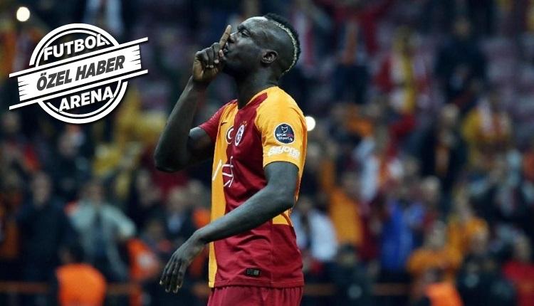 Galatasaraylı Diagne menajerini değiştirdi