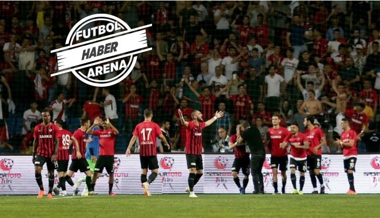 Gazişehir Gaziantep Süper Lig'de! 'Sözümü tuttuk'